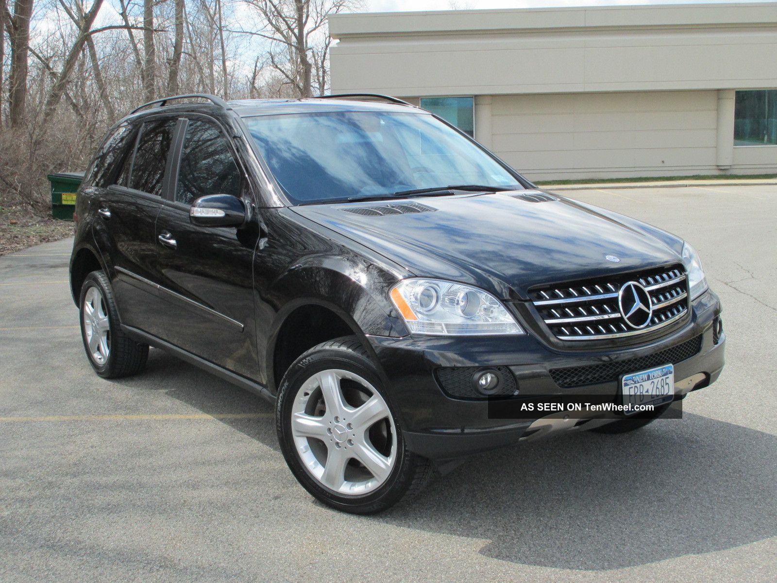 2006 mercedes benz ml500 4matic awd amg sport package for Mercedes benz ml350 4matic 2006