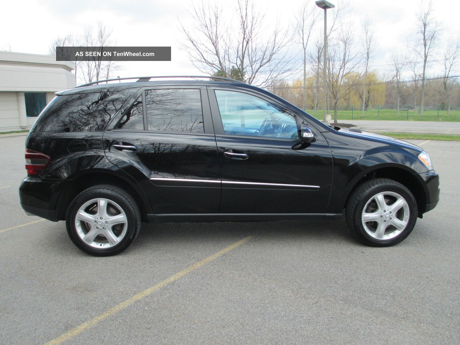 2006 mercedes benz ml500 4matic awd amg sport package for Mercedes benz ml 500