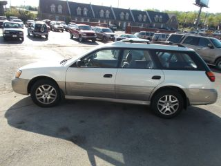 Subaru Outback Awd 2002 photo