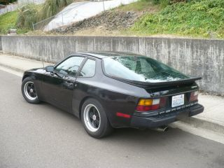 1984 Porsche 944 Drivers Car Or Build A Spec.  Racecar Under Priced photo