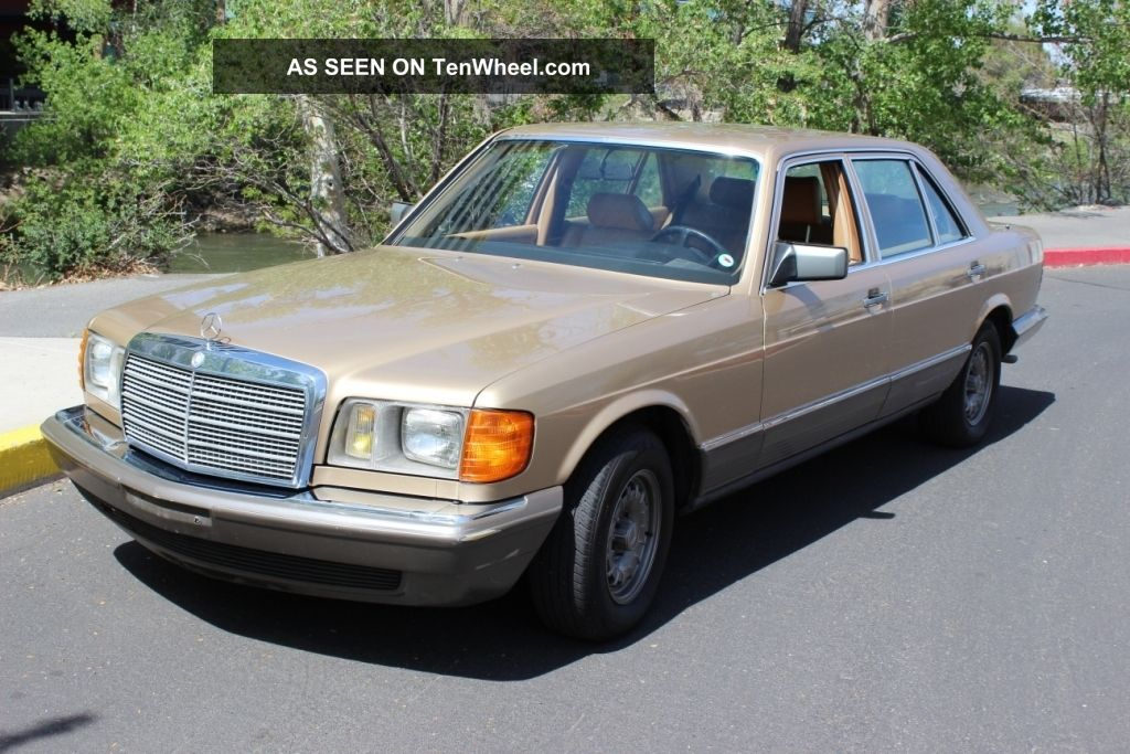 1985 mercedes benz 500sel for 1985 mercedes benz 500sel