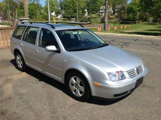 2004 Volkswagen Jetta Gls Wagon 4 - Door 2.  0l Gls Alloys Very photo