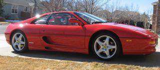 1999 Ferrari 355f1 Gts photo