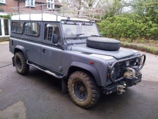 1985 Numbers Matching Rhd V8 Defender 110 photo