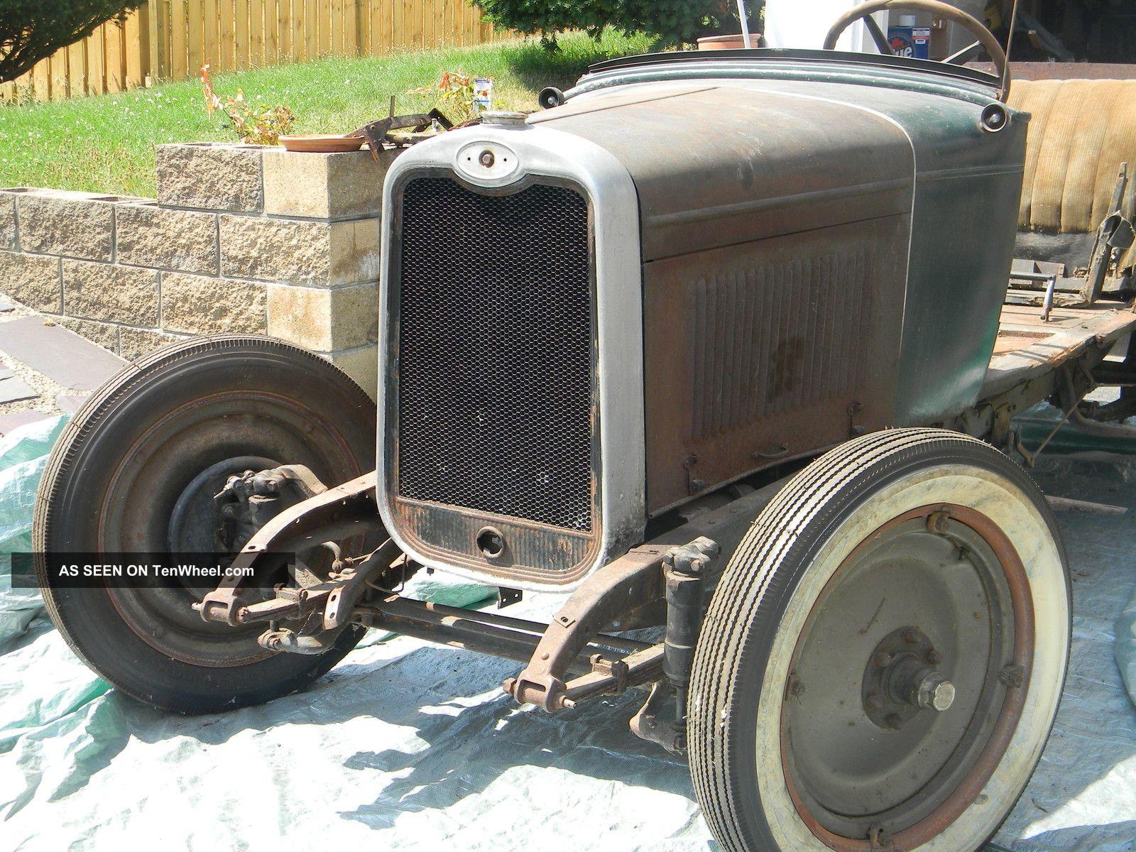 1928 Chevrolet 4 Door Sedan Other photo