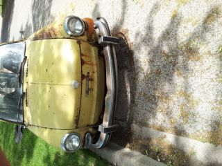 1973 Volkswagen Square Bk 2 Door photo