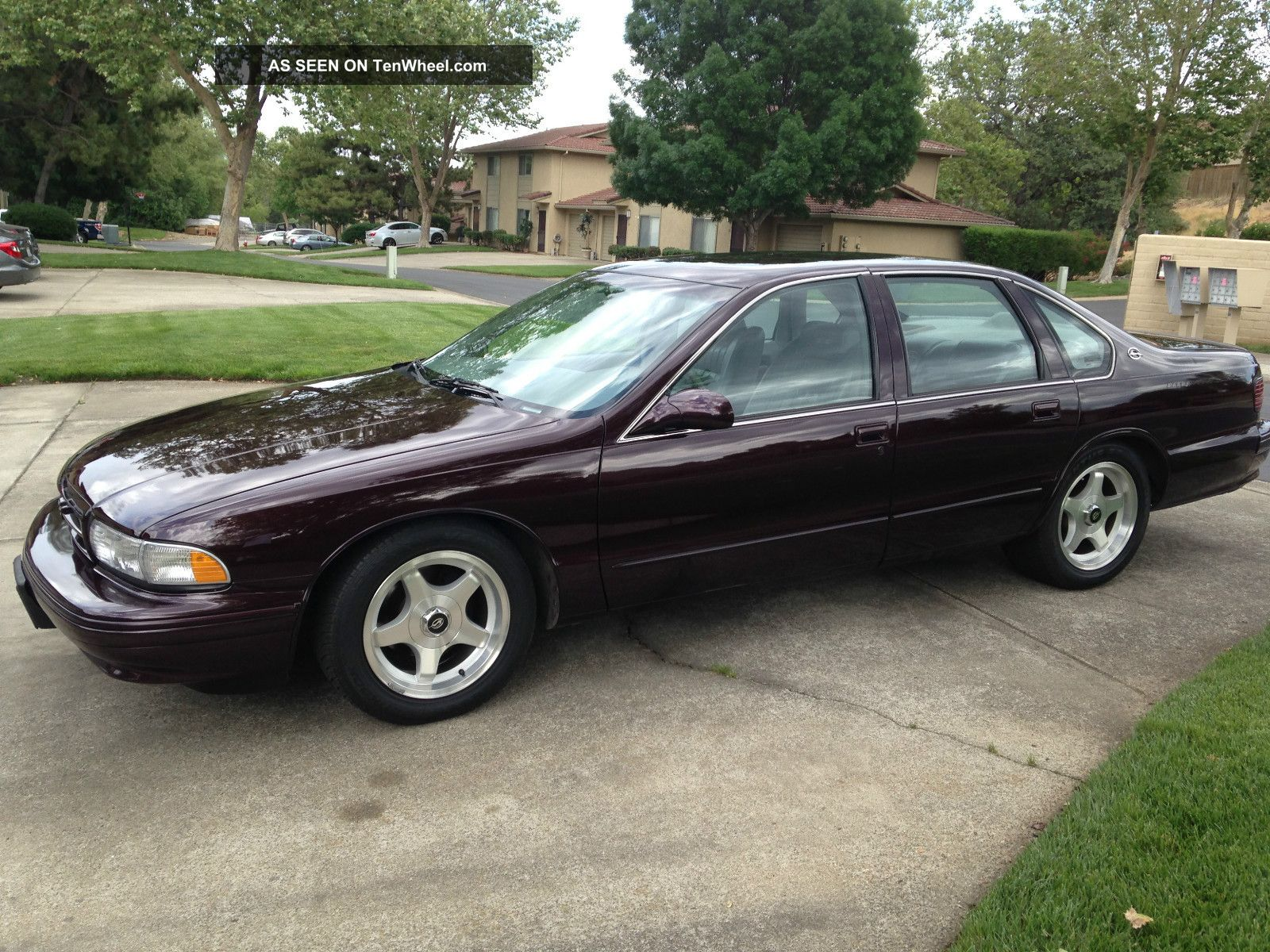 1996 Chevy Impala Ss Impala photo