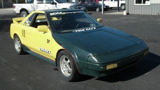 1986 Toyota Mr2 Scca Circuit Race Car photo
