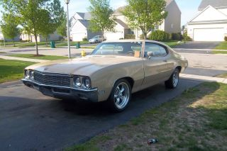 1972 Buick Skylark 355 Chevy Kb Pistons photo