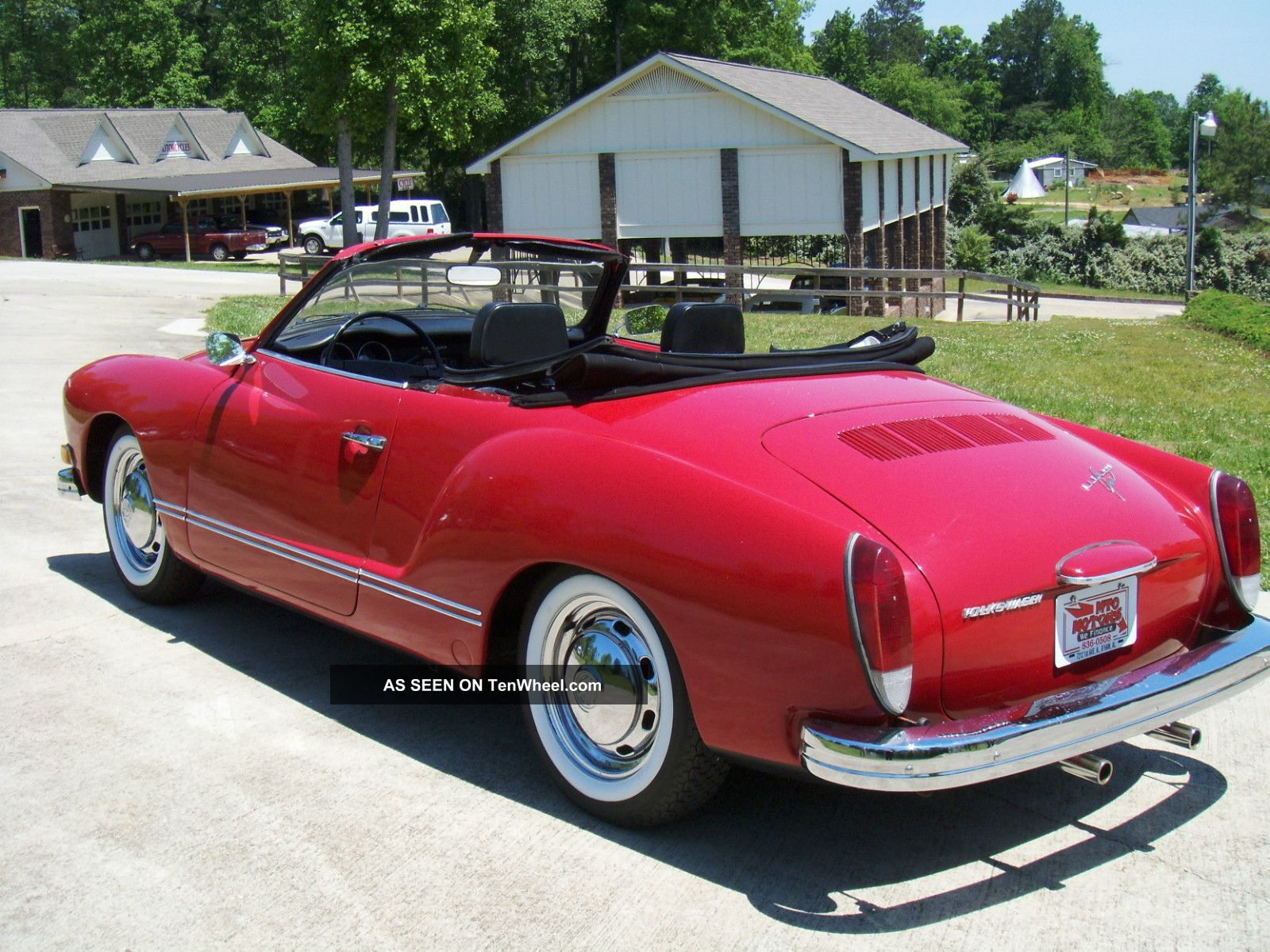 1972 volkswagen karmann ghia convertible. Black Bedroom Furniture Sets. Home Design Ideas