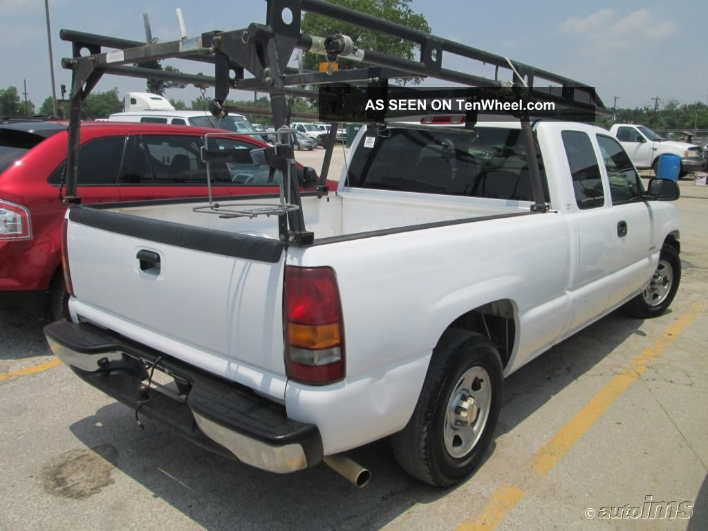 "photo of 05 chev silverado auto trans в""– 104177"