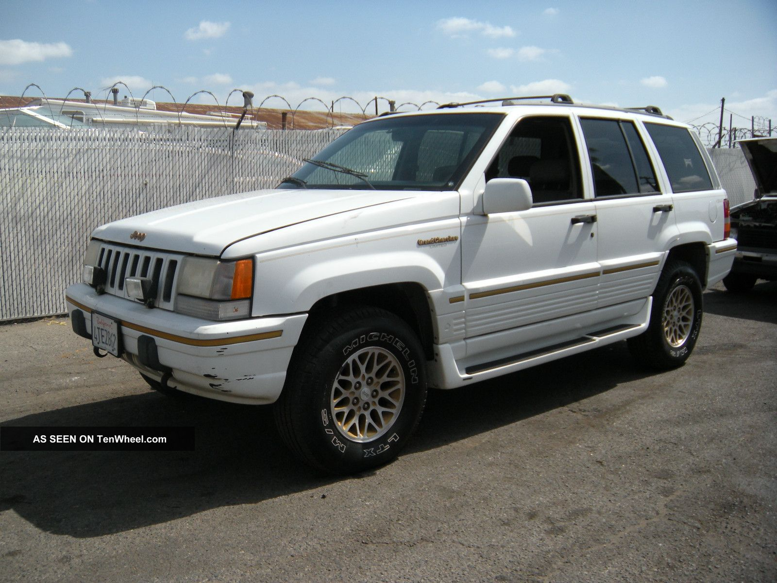 1995 Jeep Grand Cherokee, Grand Cherokee photo