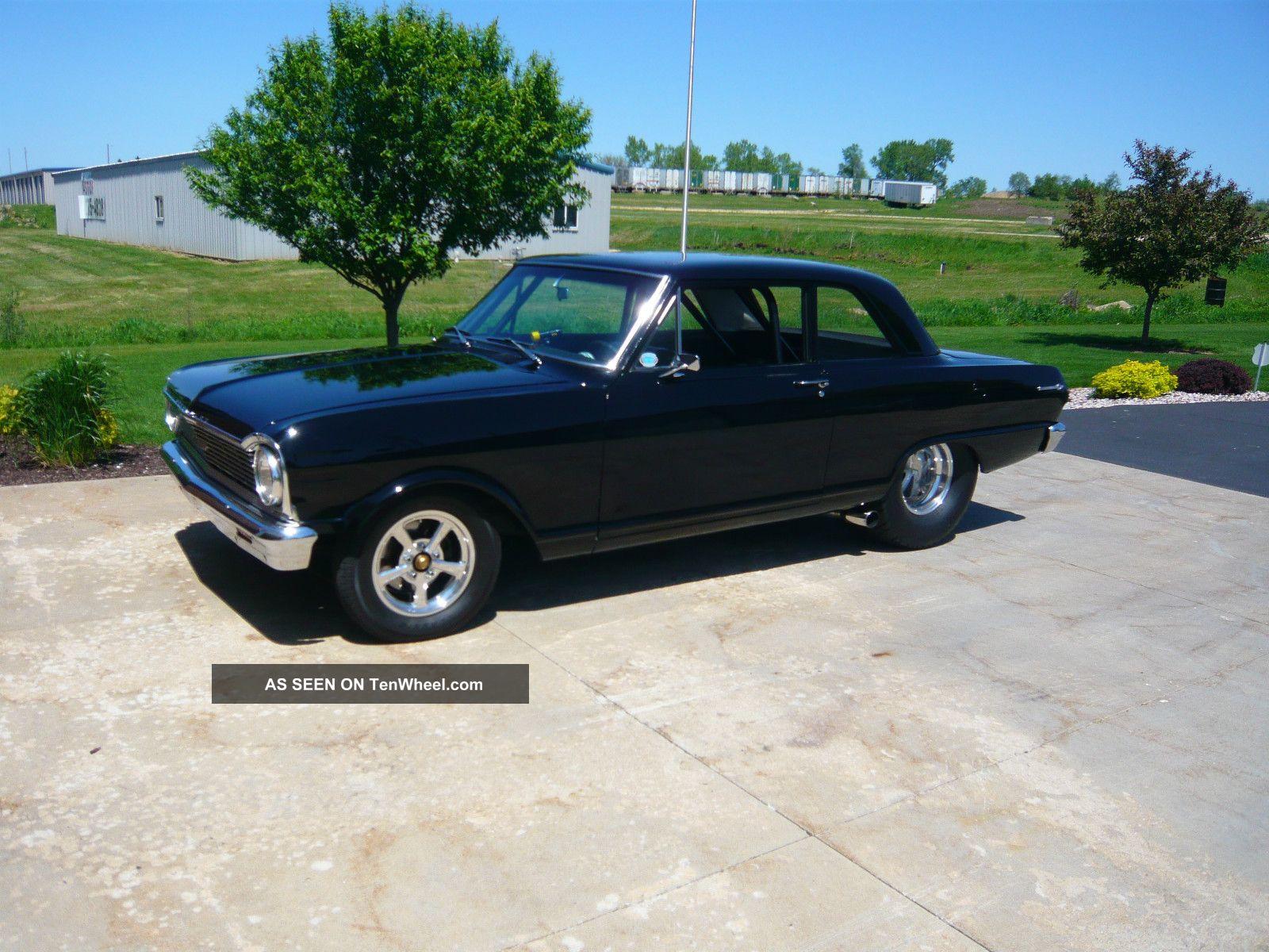 1965 Chevrolet Nova Ii Pro Street Nova photo