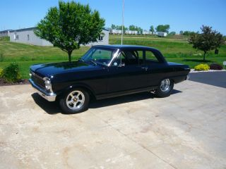 1965 Chevrolet Nova Ii Pro Street photo