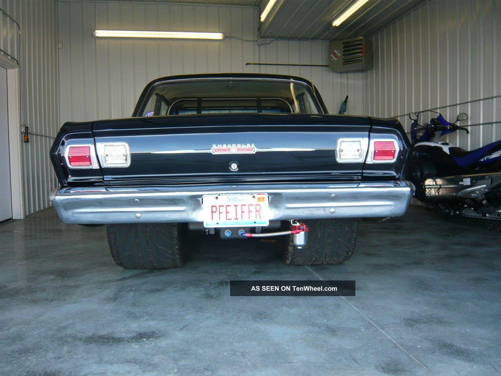 1965 Chevrolet Nova Ii Pro Street