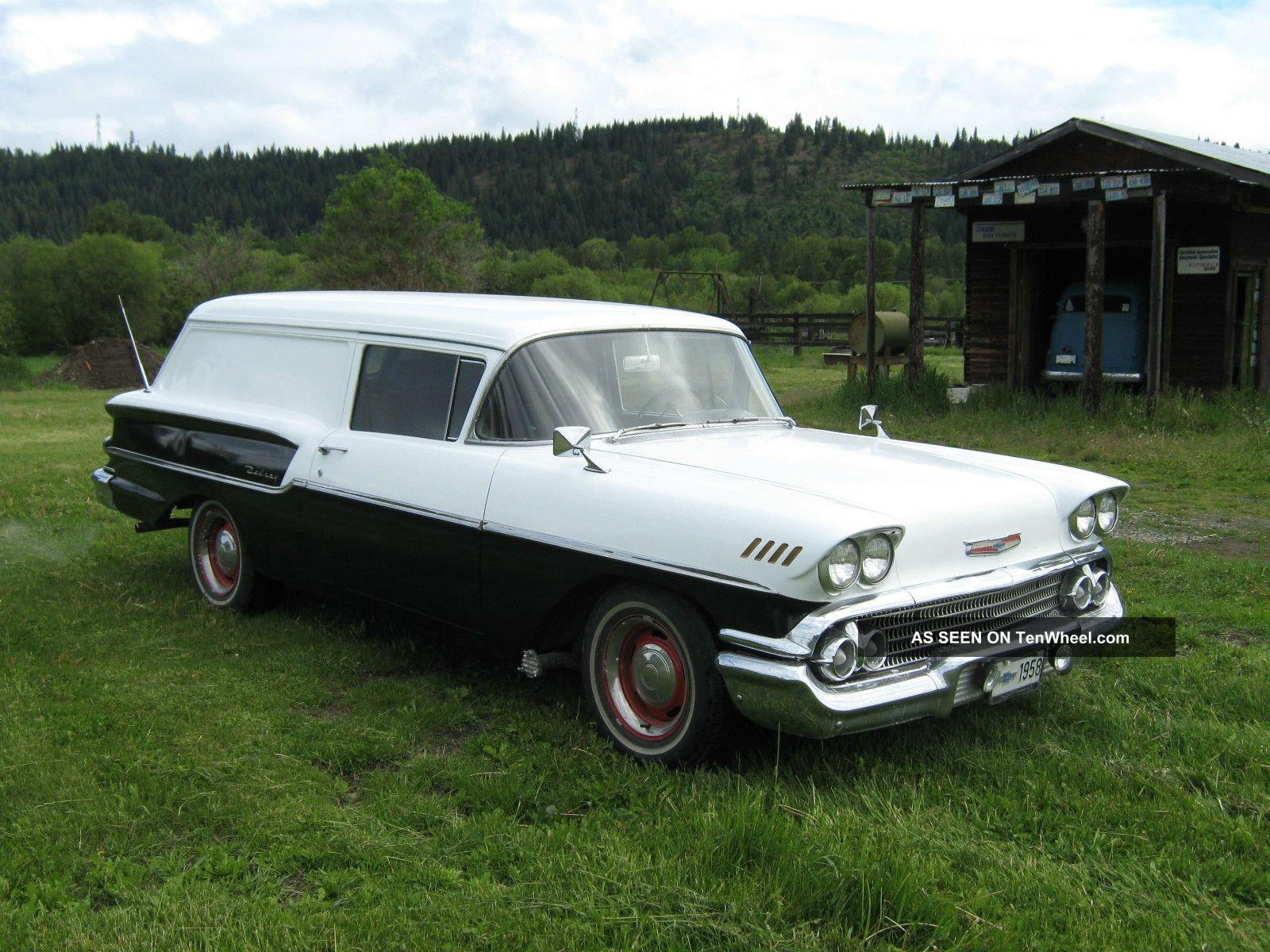 1958 Chevy Sedan Delivery Bel Air/150/210 photo