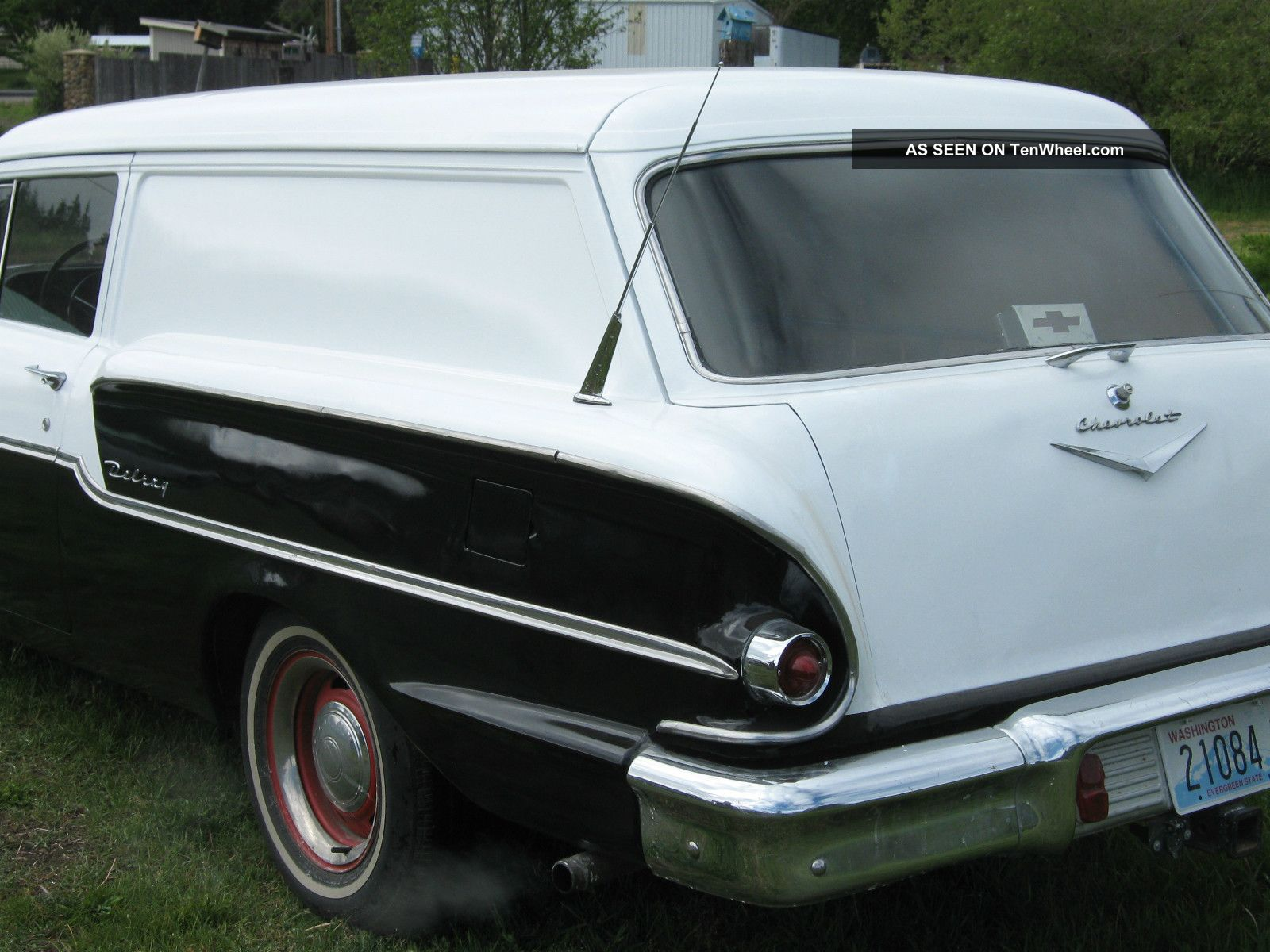 1958 Chevy Sedan Delivery