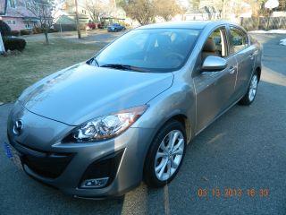 2010 Mazda 3 S Sedan 4 - Door 2.  5l photo