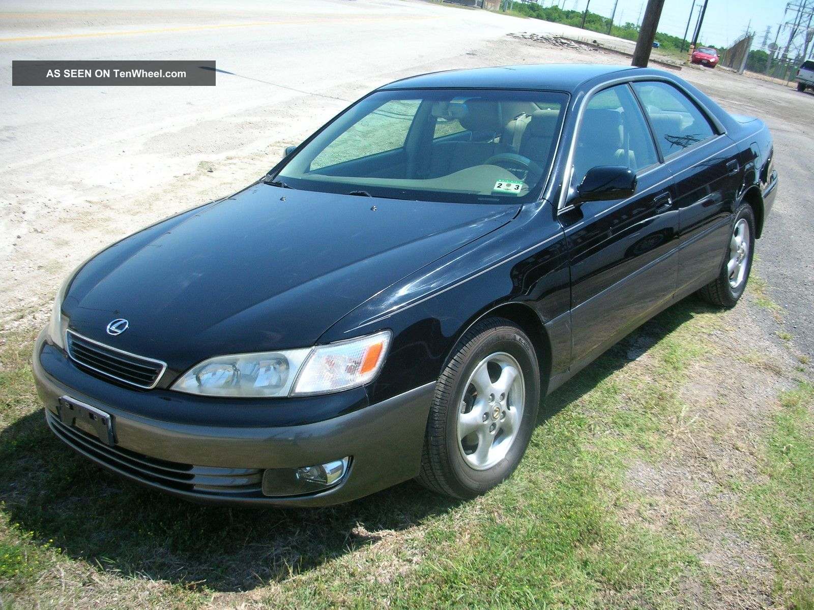 2000 lexus es300 base sedan 4 door 3 0l. Black Bedroom Furniture Sets. Home Design Ideas