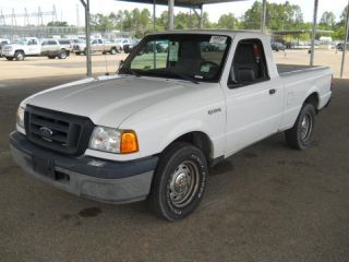 2004 Ford Ranger - 2 - Door - 4 Cylinder Gas - Automatic Transmission - Vinyl Interior photo