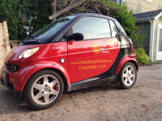 2005 Smart Fortwo 450,  Brabus Suspension,  Tuned,  Diesel 70+mpg photo