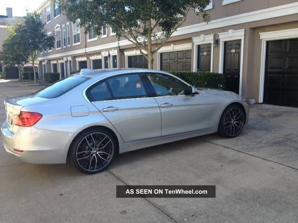 2013 Bmw 328i Luxury Line With Technology Package 3-Series photo