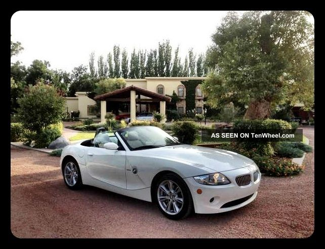 Immaculate 2005 Bmw Z4 3 0i Convertible 2 Door 3 0l