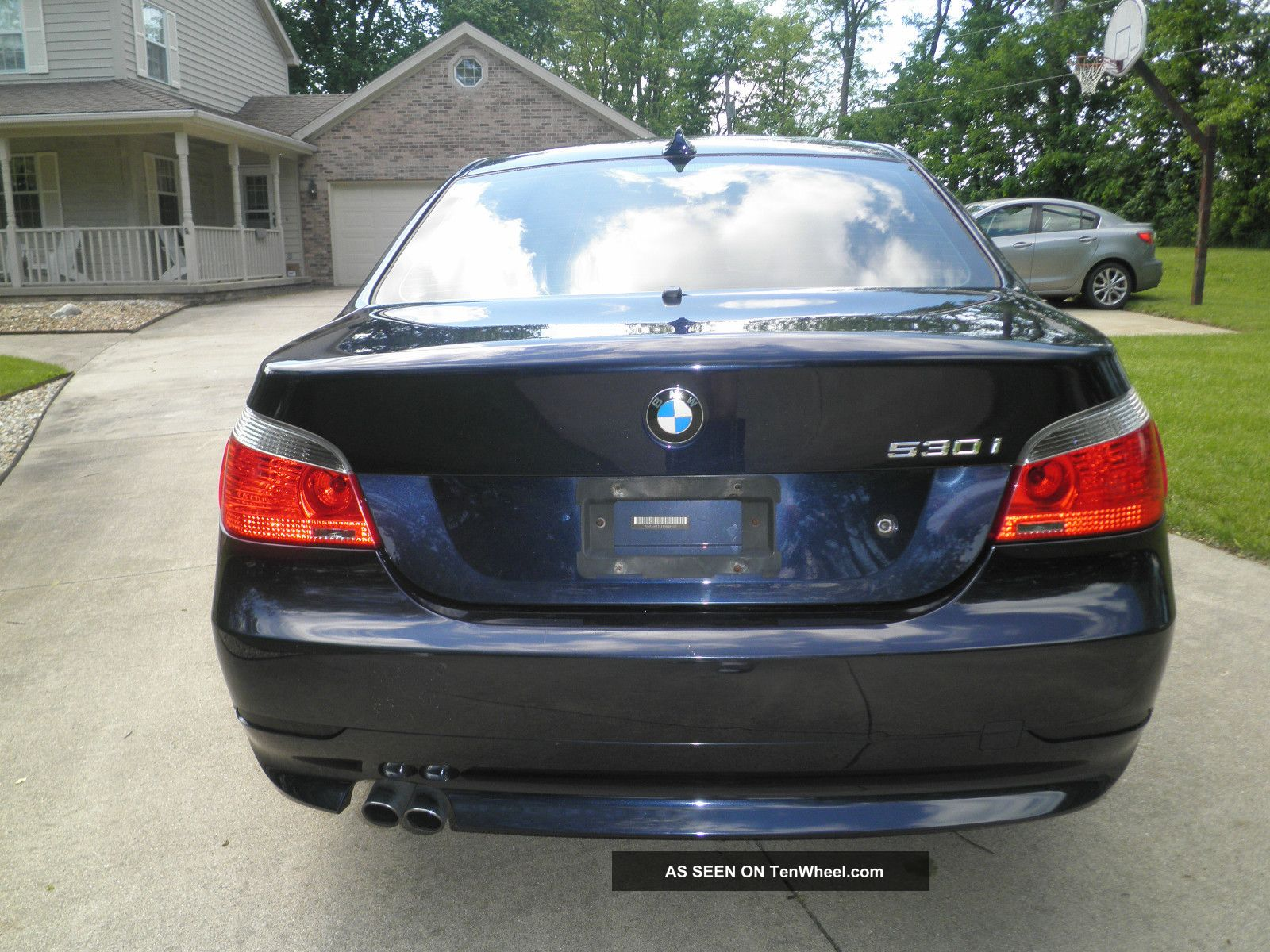 2004 Bmw 530i Extras Xm Radio Winter Mats