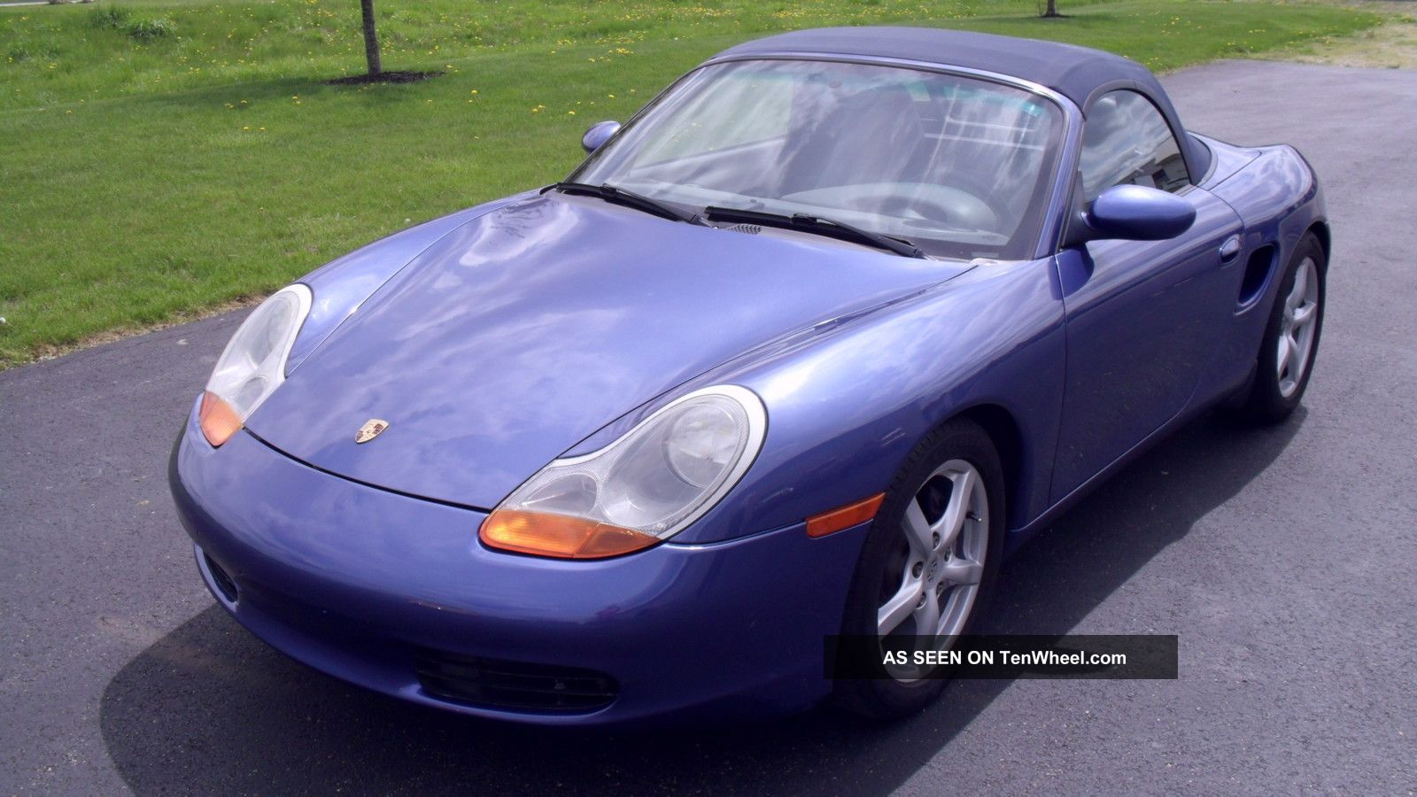 1999 porsche boxster base convertible 2 door 2 5l. Black Bedroom Furniture Sets. Home Design Ideas