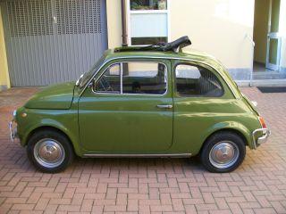 Fiat 500l 1972 photo