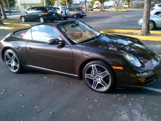 2008 911 Carrera Convertible photo