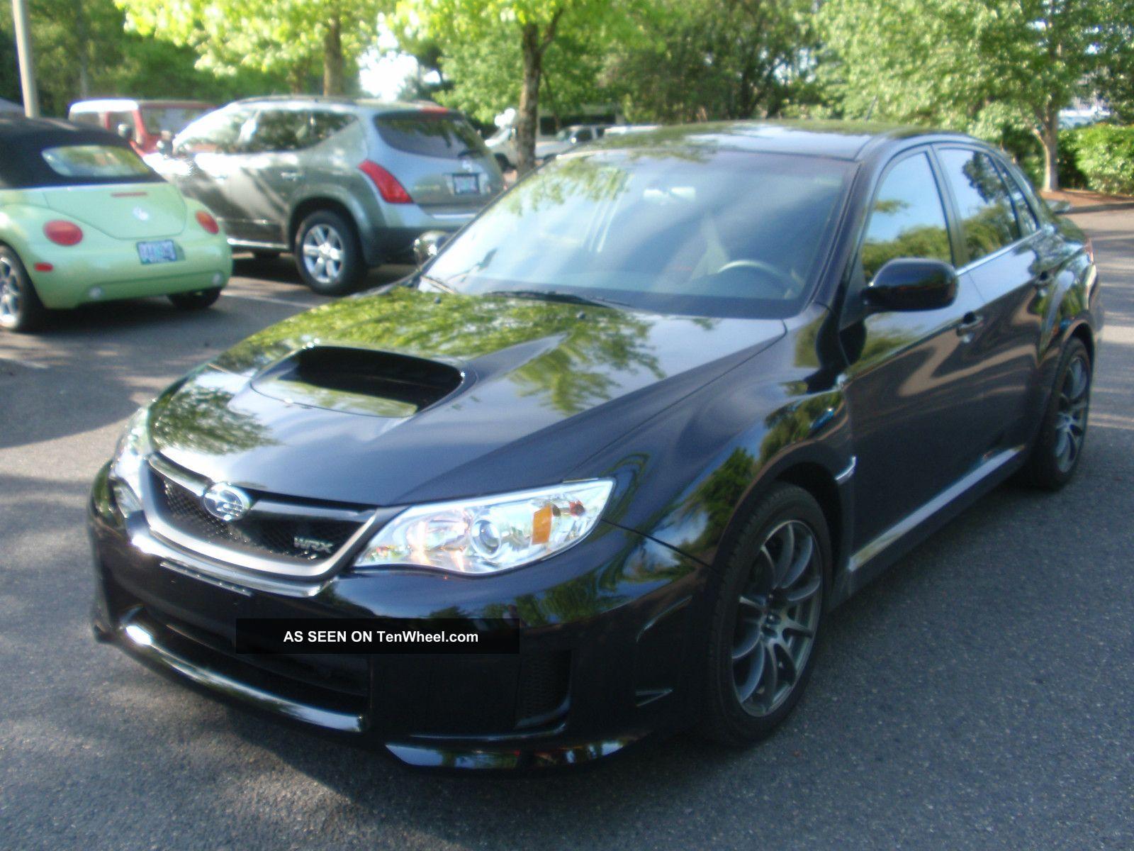 2012 Subaru Impreza Wrx Excellent Vehicle & Fast Save$$$ Impreza photo