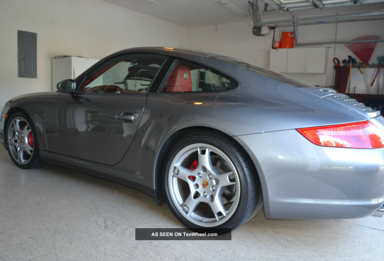 2008 Porsche 911 Carrera 4s 911 photo