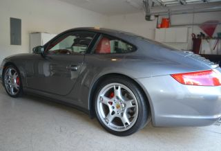 2008 Porsche 911 Carrera 4s photo