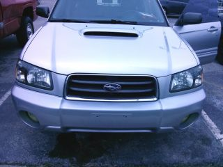 2004 Subaru Forester Xt Wagon 4 - Door 2.  5l photo