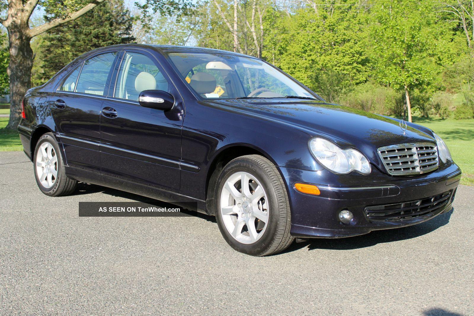 Mercedes Benz Repair Washington Dc >> 2007 Mercedes Benz C280 4matic Cars Trucks By Owner | Autos Post