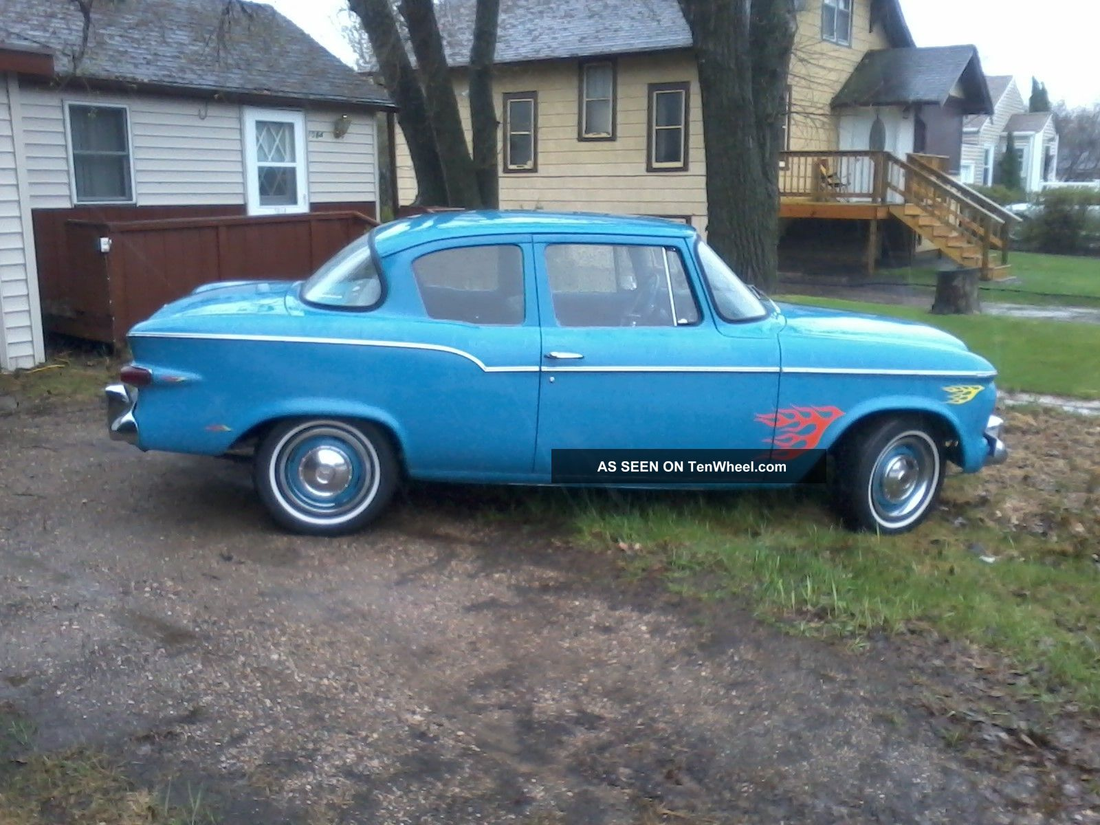 1959 Studebaker Lark 2 Door Very Studebaker photo