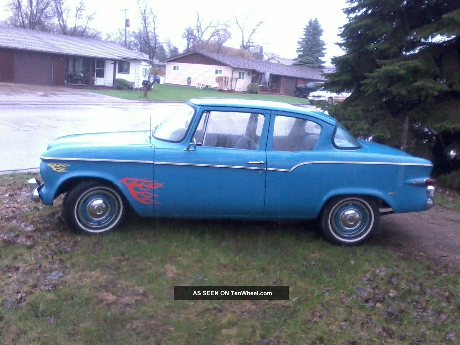 1959 Studebaker Lark 2 Door Very