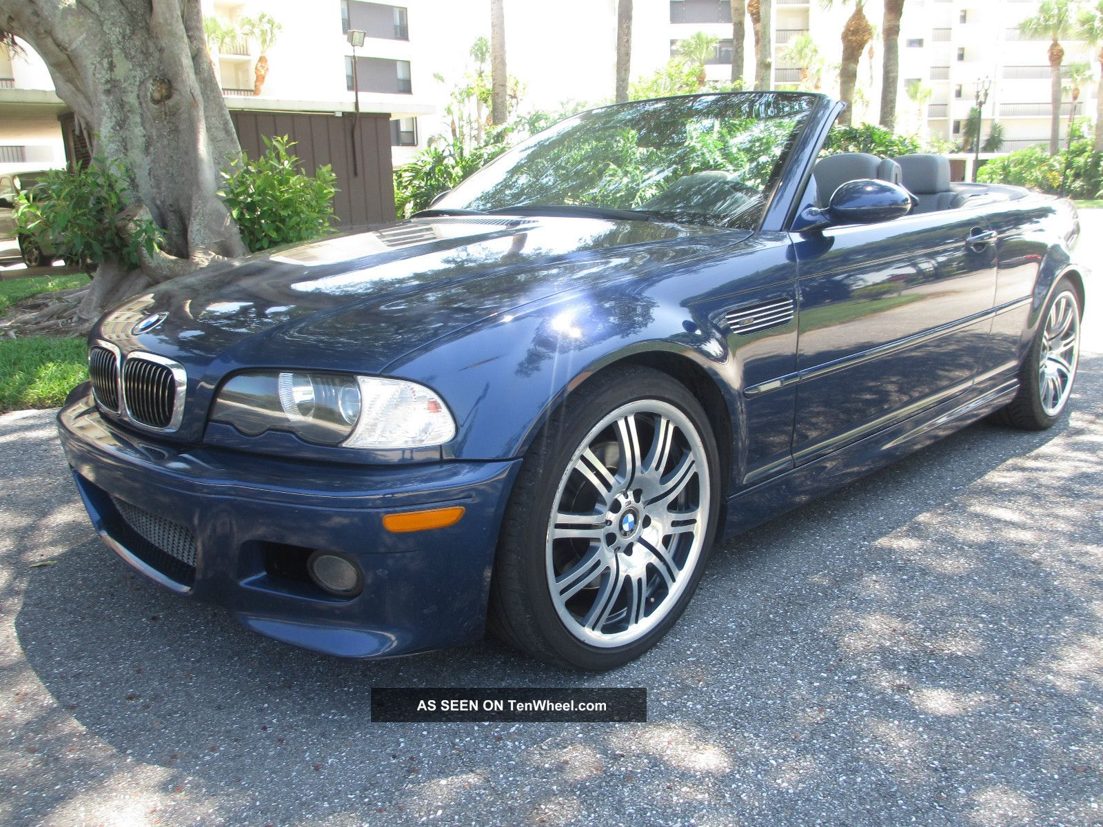 2005 Bmw M3 Convertable Fully Loaded Florida Car M3 photo