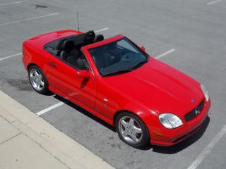 1999 Mercedes Slk 230 Kompressor photo