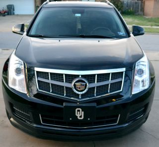 2010 Cadillac Srx photo