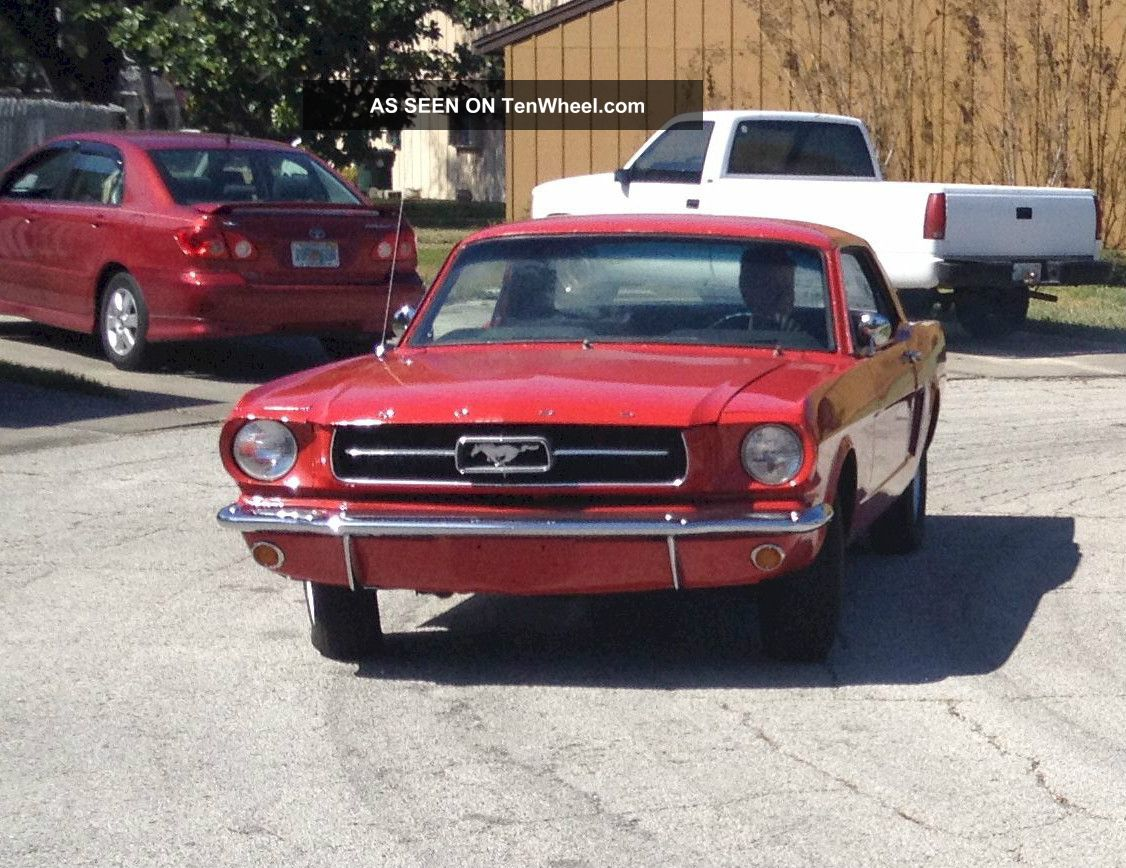 1964 Ford Mustang - Smooth Running In Great Shape Mustang photo