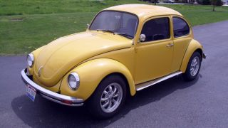 1972 Volkswagen Beetle Base 1.  6l photo