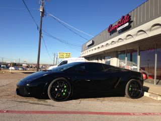 2005 Lamborghini Gallardo With Upgrades - Engine Exhasut And Audio photo