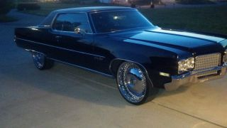 1970 Oldsmobile Ninety Eight photo