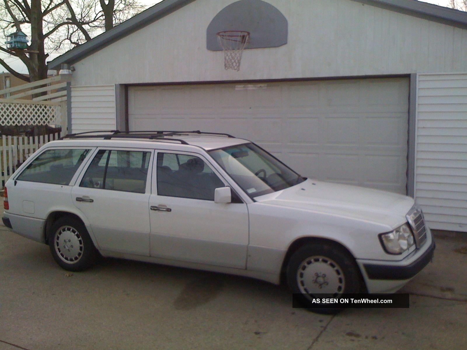 1992 mercedes benz 300te te wagon auto moonfoof climate for Mercedes benz 1992