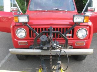 1973 International Scout Ii,  Manuel Trans,  4x4 Pick Up Truck photo