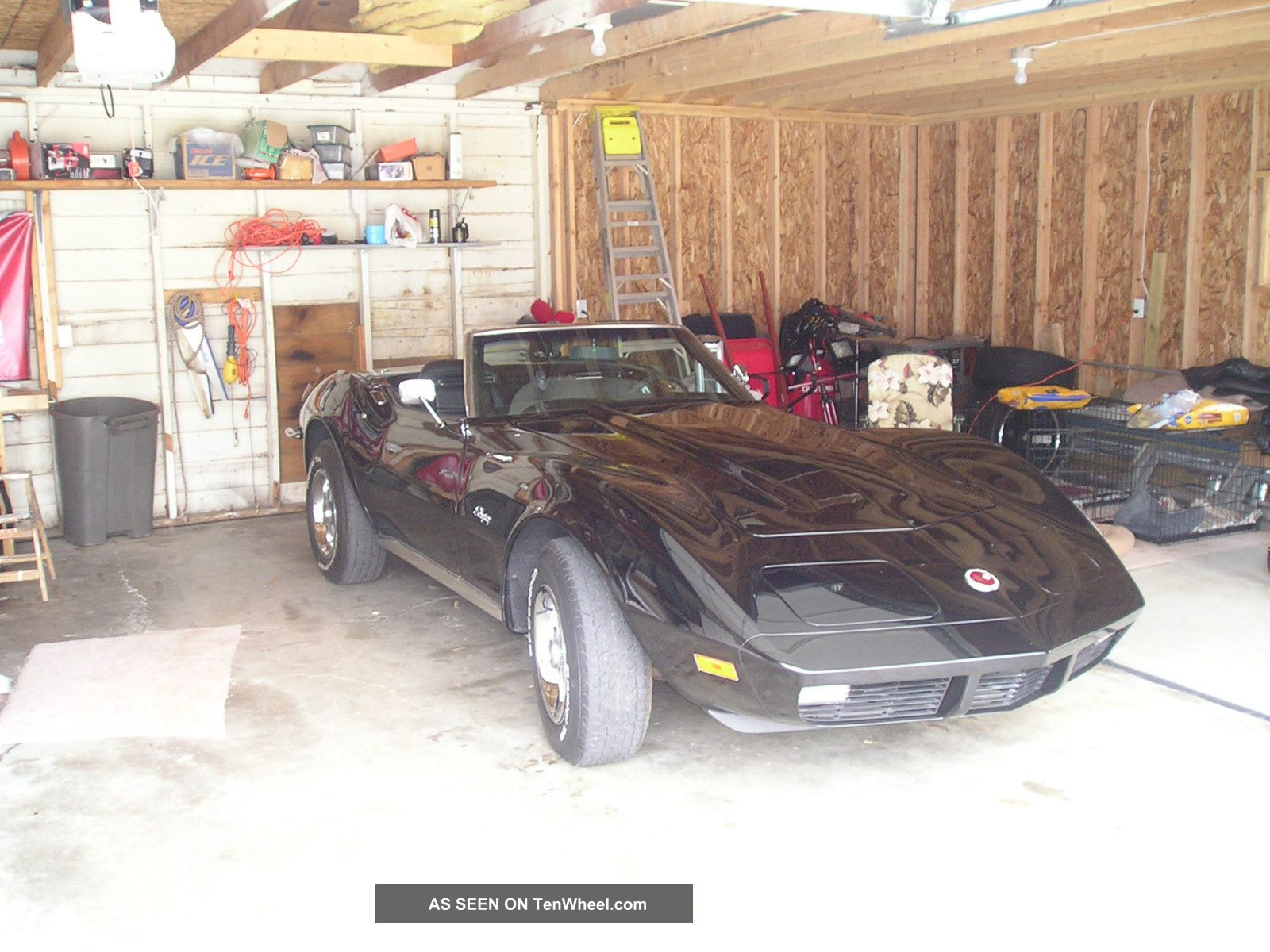 1973 Corvetter Convertible Corvette photo