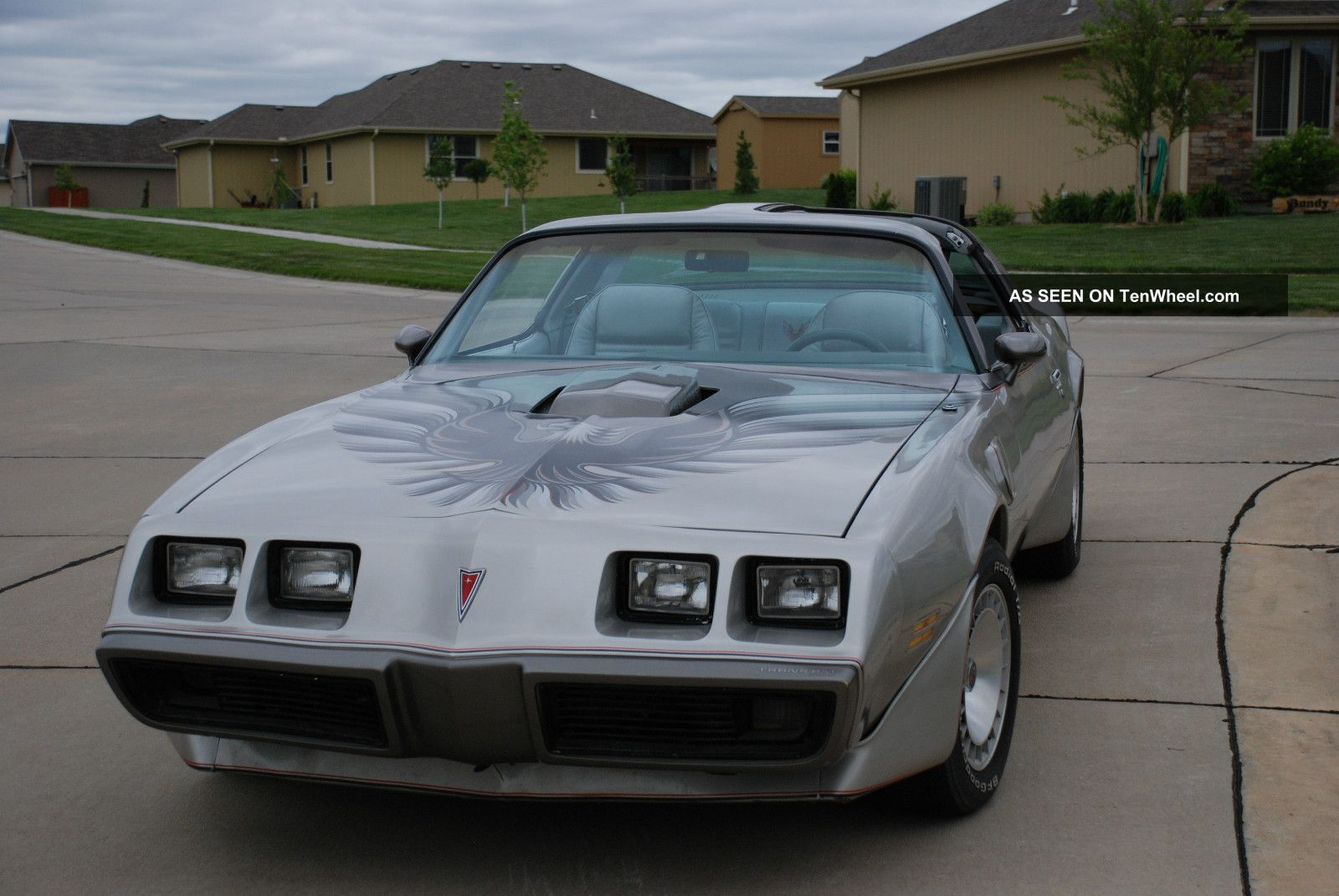 1979 Pontiac Trans Am 10th Anniv Trans Am photo