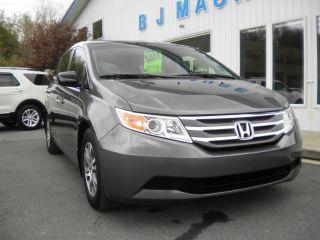 2012 Honda Odyssey Ex Mini Passenger Van 4 - Door 3.  5l photo